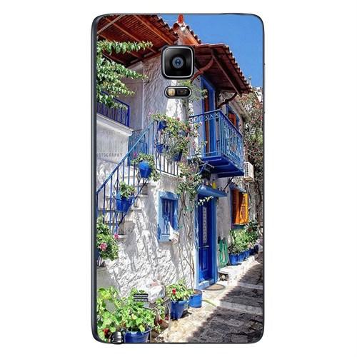 Cover&Case Samsung Galaxy Note Edge Silikon Tasarım Telefon Kılıfı Ccs02-N05-0229
