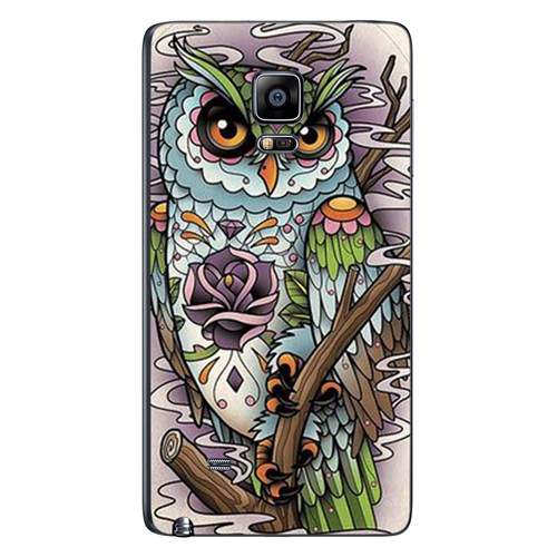Cover&Case Samsung Galaxy Note Edge Silikon Tasarım Telefon Kılıfı Ccs02-N05-0248