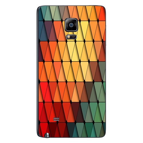 Cover&Case Samsung Galaxy Note Edge Silikon Tasarım Telefon Kılıfı Ccs02-N05-0279