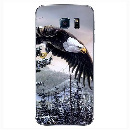 Cover&Case Samsung Galaxy S6 Silikon Tasarım Telefon Kılıfı Ccs02-S04-0120