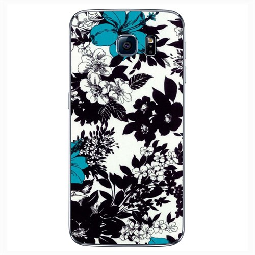 Cover&Case Samsung Galaxy S6 Silikon Tasarım Telefon Kılıfı Ccs02-S04-0158