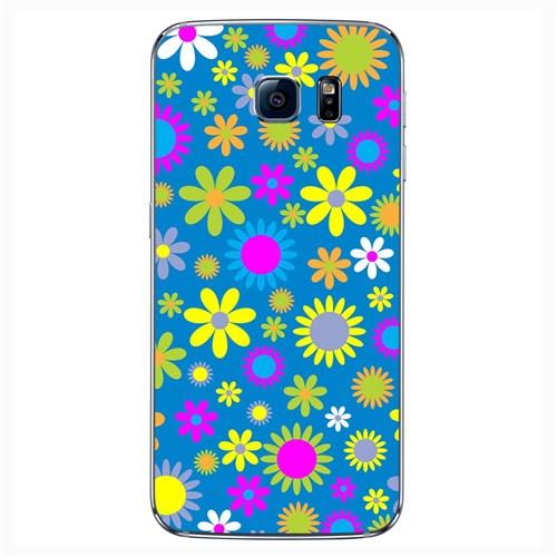 Cover&Case Samsung Galaxy S6 Silikon Tasarım Telefon Kılıfı Ccs02-S04-0194