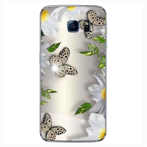 Cover&Case Samsung Galaxy S6 Silikon Tasarım Telefon Kılıfı Ccs02-S04-0195