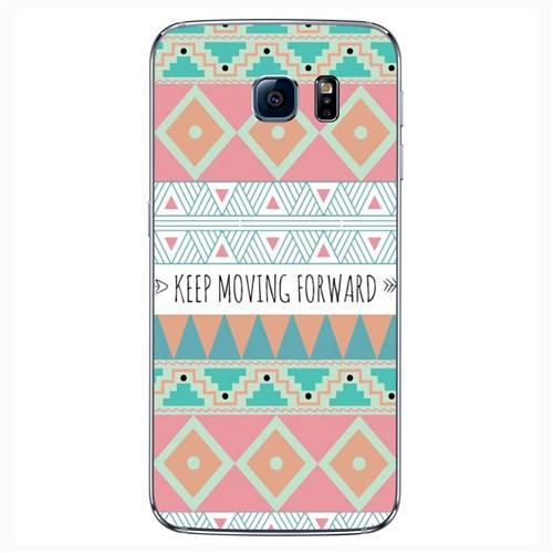 Cover&Case Samsung Galaxy S6 Silikon Tasarım Telefon Kılıfı Ccs02-S04-0204