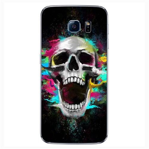 Cover&Case Samsung Galaxy S6 Silikon Tasarım Telefon Kılıfı Ccs02-S04-0237