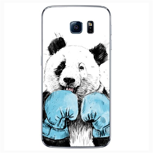 Cover&Case Samsung Galaxy S6 Silikon Tasarım Telefon Kılıfı Ccs02-S04-0246