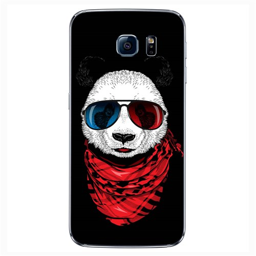 Cover&Case Samsung Galaxy S6 Silikon Tasarım Telefon Kılıfı Ccs02-S04-0247