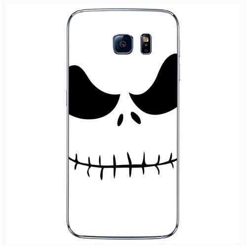 Cover&Case Samsung Galaxy S6 Silikon Tasarım Telefon Kılıfı Ccs02-S04-0255