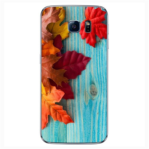 Cover&Case Samsung Galaxy S6 Silikon Tasarım Telefon Kılıfı Ccs02-S04-0258