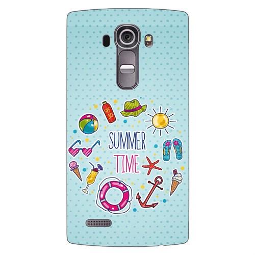 Cover&Case Lg G4 Silikon Tasarım Telefon Kılıfı Ccs04-G03-0087