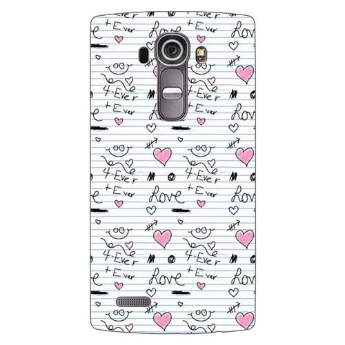 Cover&Case Lg G4 Silikon Tasarım Telefon Kılıfı Ccs04-G03-0091