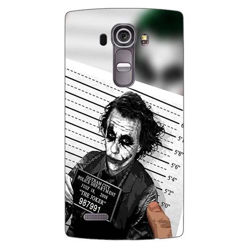 Cover&Case Lg G4 Silikon Tasarım Telefon Kılıfı Ccs04-G03-0148