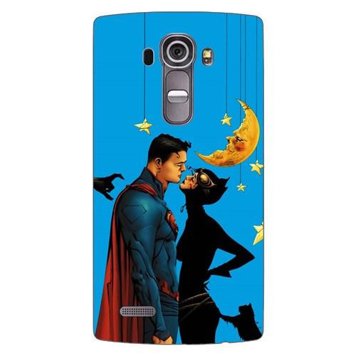 Cover&Case Lg G4 Silikon Tasarım Telefon Kılıfı Ccs04-G03-0213