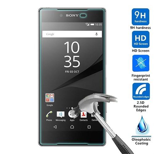 Fonemax Sony Xperia Z5 Premium Kırılmaz Cam Ekran Koruyucu