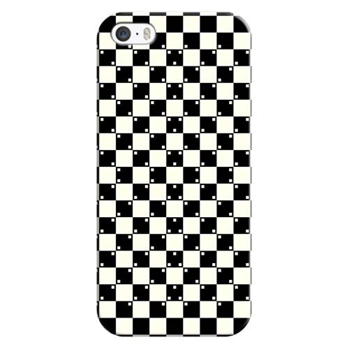 Cover&Case Apple İphone 5 / 5S / Se Silikon Tasarım Telefon Kılıfı Ccs01-Ip02-0024
