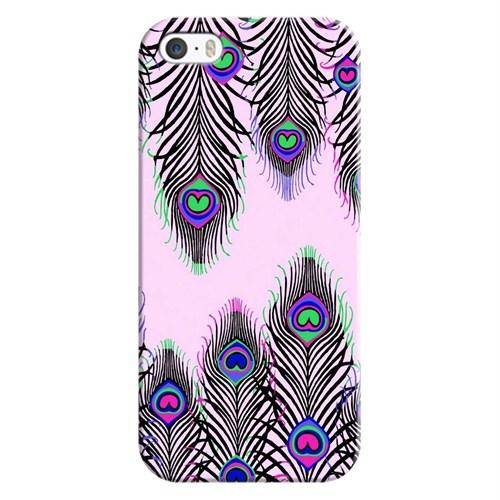 Cover&Case Apple İphone 5 / 5S / Se Silikon Tasarım Telefon Kılıfı Ccs01-Ip02-0047