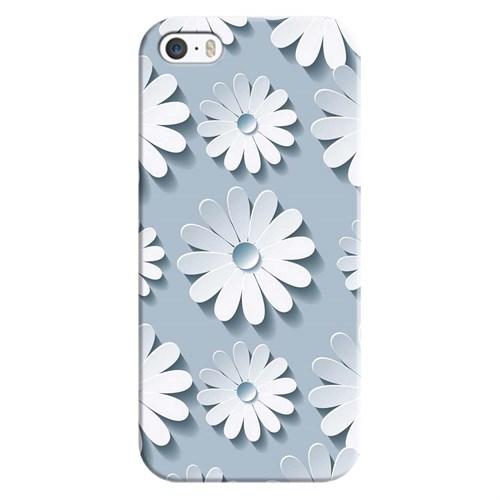 Cover&Case Apple İphone 5 / 5S / Se Silikon Tasarım Telefon Kılıfı Ccs01-Ip02-0077
