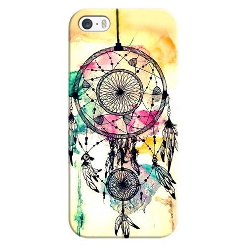 Cover&Case Apple İphone 5 / 5S / Se Silikon Tasarım Telefon Kılıfı Ccs01-Ip02-0105