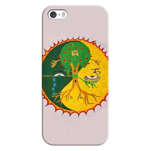 Cover&Case Apple İphone 5 / 5S / Se Silikon Tasarım Telefon Kılıfı Ccs01-Ip02-0113