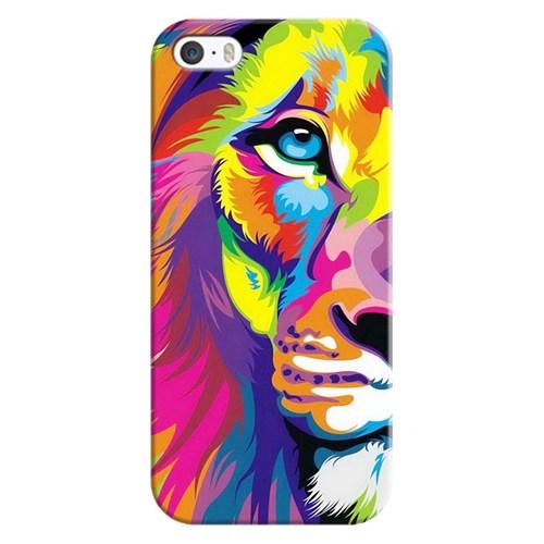 Cover&Case Apple İphone 5 / 5S / Se Silikon Tasarım Telefon Kılıfı Ccs01-Ip02-0198
