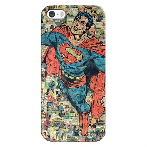 Cover&Case Apple İphone 5 / 5S / Se Silikon Tasarım Telefon Kılıfı Ccs01-Ip02-0209
