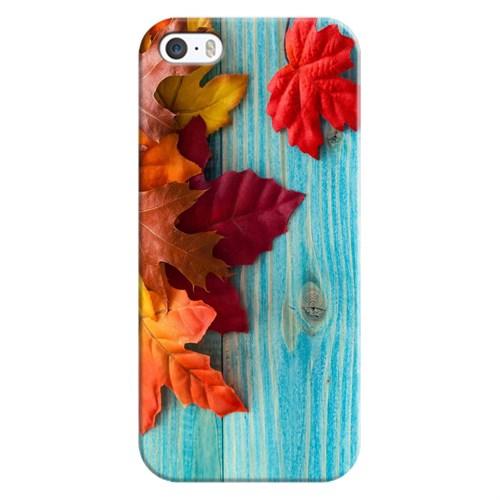 Cover&Case Apple İphone 5 / 5S / Se Silikon Tasarım Telefon Kılıfı Ccs01-Ip02-0258