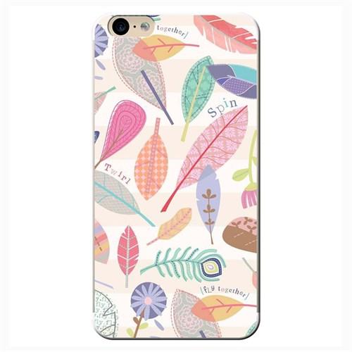 Cover&Case İphone 6 Plus / 6S Plus Silikon Tasarım Telefon Kılıfı Ccs01-Ip04-0040