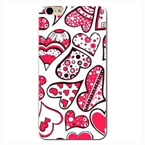 Cover&Case İphone 6 Plus / 6S Plus Silikon Tasarım Telefon Kılıfı Ccs01-Ip04-0112