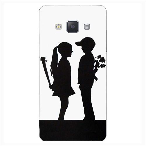 Cover&Case Samsung Galaxy A5 Silikon Tasarım Telefon Kılıfı Ccs02-A02-0116