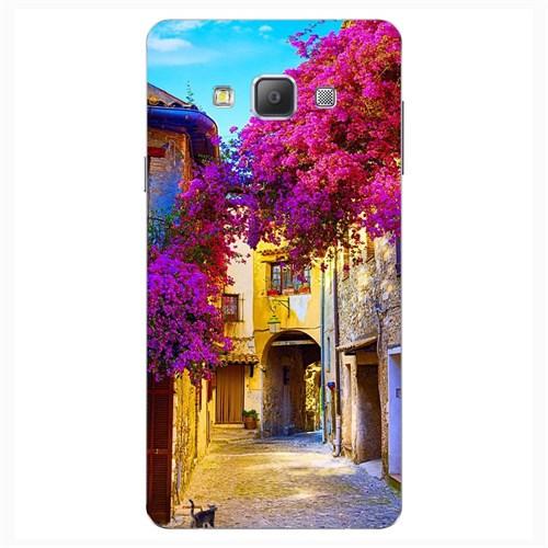Cover&Case Samsung Galaxy A7 Silikon Tasarım Telefon Kılıfı Ccs02-A03-0022