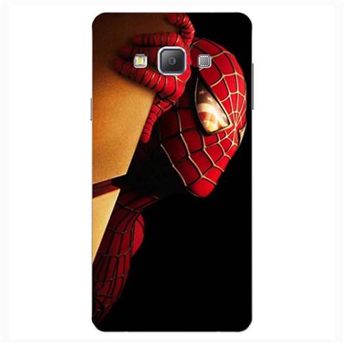 Cover&Case Samsung Galaxy A7 Silikon Tasarım Telefon Kılıfı Ccs02-A03-0110