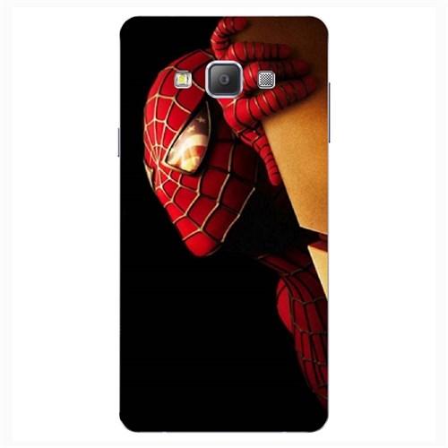 Cover&Case Samsung Galaxy A7 Silikon Tasarım Telefon Kılıfı Ccs02-A03-0166