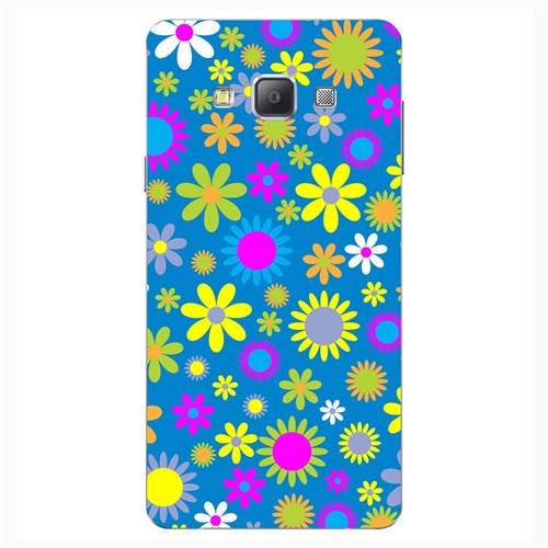 Cover&Case Samsung Galaxy A7 Silikon Tasarım Telefon Kılıfı Ccs02-A03-0194