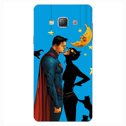 Cover&Case Samsung Galaxy A7 Silikon Tasarım Telefon Kılıfı Ccs02-A03-0213