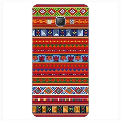 Cover&Case Samsung Galaxy A7 Silikon Tasarım Telefon Kılıfı Ccs02-A03-0222