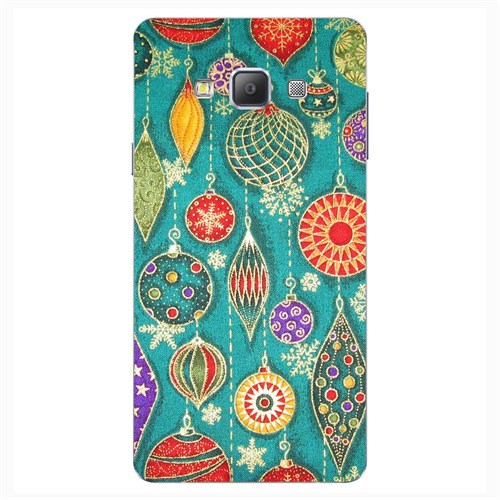 Cover&Case Samsung Galaxy A7 Silikon Tasarım Telefon Kılıfı Ccs02-A03-0243