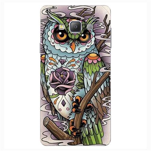 Cover&Case Samsung Galaxy A7 Silikon Tasarım Telefon Kılıfı Ccs02-A03-0248