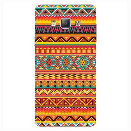 Cover&Case Samsung Galaxy A7 Silikon Tasarım Telefon Kılıfı Ccs02-A03-0267