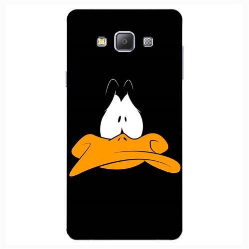 Cover&Case Samsung Galaxy A8 Silikon Tasarım Telefon Kılıfı Ccs02-A04-0097