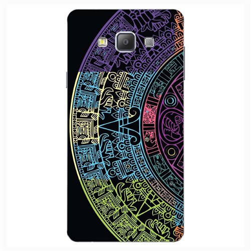 Cover&Case Samsung Galaxy A8 Silikon Tasarım Telefon Kılıfı Ccs02-A04-0179