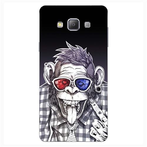 Cover&Case Samsung Galaxy A8 Silikon Tasarım Telefon Kılıfı Ccs02-A04-0199