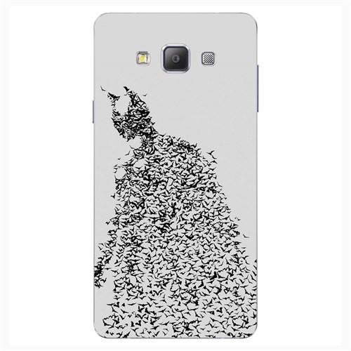 Cover&Case Samsung Galaxy A8 Silikon Tasarım Telefon Kılıfı Ccs02-A04-0231