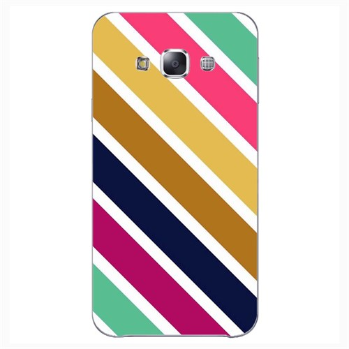 Cover&Case Samsung Galaxy E5 Silikon Tasarım Telefon Kılıfı Ccs02-E01-0078