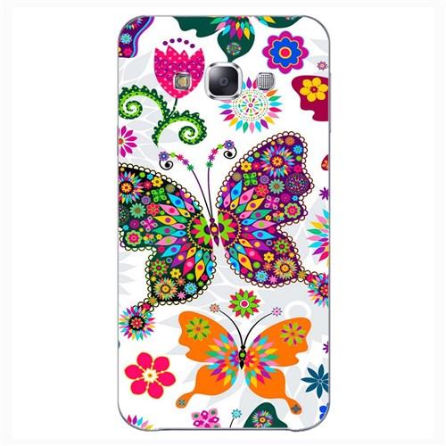 Cover&Case Samsung Galaxy E5 Silikon Tasarım Telefon Kılıfı Ccs02-E01-0138