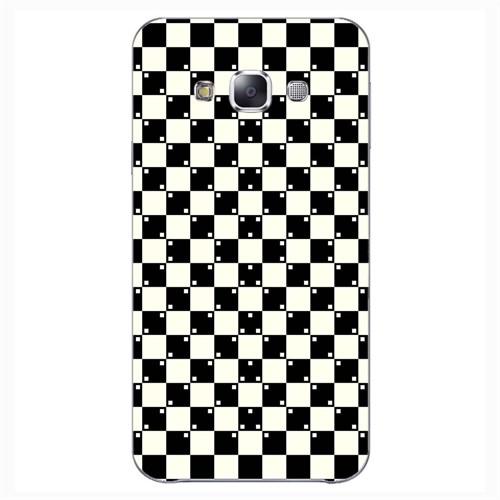 Cover&Case Samsung Galaxy E7 Silikon Tasarım Telefon Kılıfı Ccs02-E02-0024