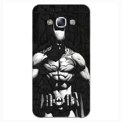 Cover&Case Samsung Galaxy E7 Silikon Tasarım Telefon Kılıfı Ccs02-E02-0067