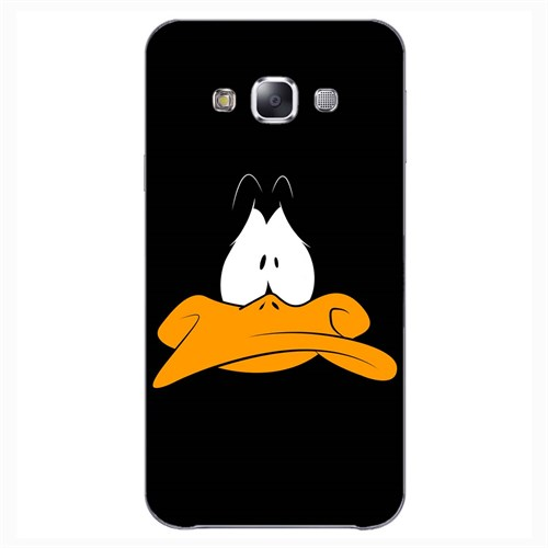 Cover&Case Samsung Galaxy E7 Silikon Tasarım Telefon Kılıfı Ccs02-E02-0097
