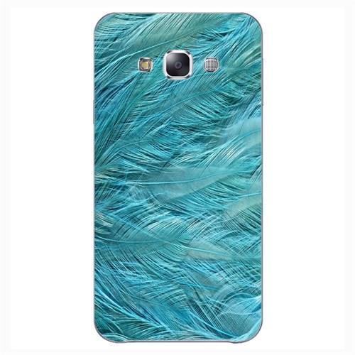 Cover&Case Samsung Galaxy E7 Silikon Tasarım Telefon Kılıfı Ccs02-E02-0281