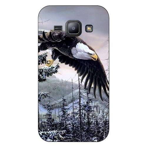 Cover&Case Samsung Galaxy J1 Silikon Tasarım Telefon Kılıfı Ccs02-J01-0120