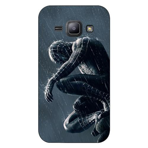 Cover&Case Samsung Galaxy J1 Silikon Tasarım Telefon Kılıfı Ccs02-J01-0135